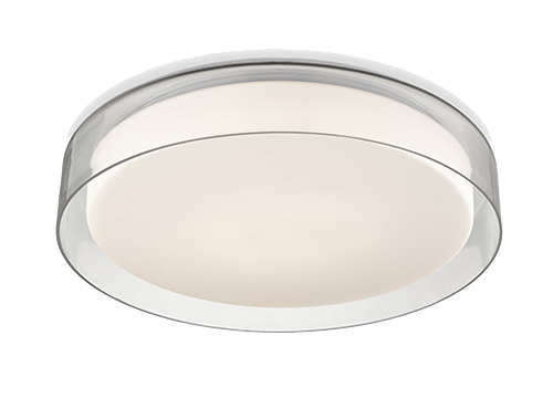 bathroom flush mount fixture