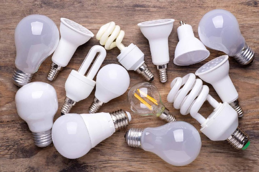 ▷ Different Types Of Light Bulbs