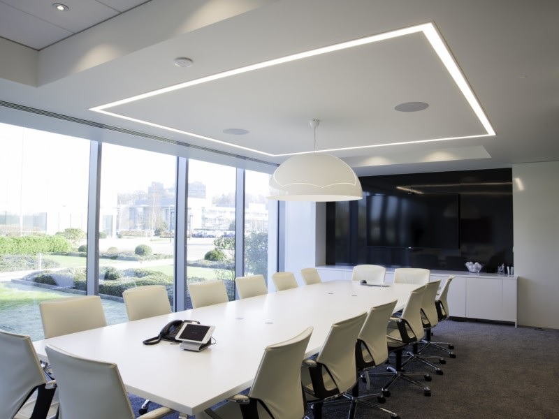 ▷ Office lighting Commercial and Residential